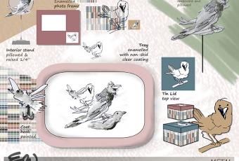 Portfolio Post #2 – Birds